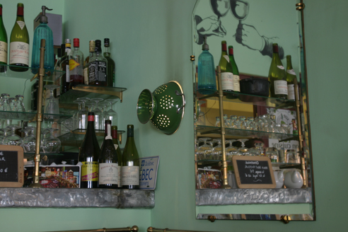 Mistral Gourmand wall